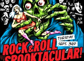 Rock and Roll Spooktacular at Siberia