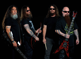 Slayer:  At the Civic in NOLA and Headlining Mayhest Fest 2015!