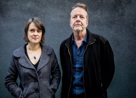 Upcoming scatterjazz Show: Ingrid Laubrock and Tom Rainey